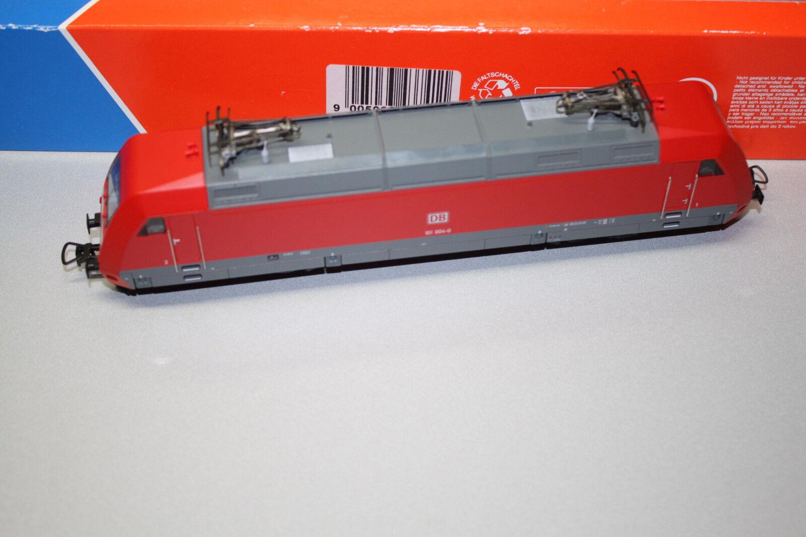 Roco 43741 elok serie 101 004-0 DB DSS Spur h0 OVP