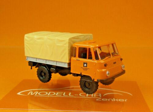 Busch MCZ 03 170 IFA Robur Lo 2002 A BMK Kohle /& Energie Hoyerswerda Scale 1 87