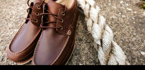 Boat Leder Timberland Brown 50 Schuhe 6307a Light Herren 2eye Ek Heritage Gr 4TwaZ1UTq
