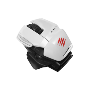 Mad Catz Office R.A.T M MCB437170013//04//1 Red Bluetooth Wireless Optical Mobile