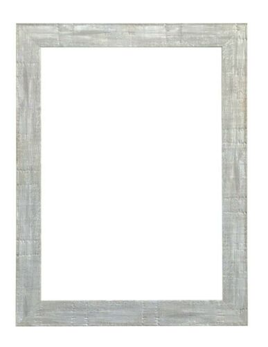 Shabby Chic Rustic Wood Grain Picture Frame Photo Frame Wall Decor Bespoke Order