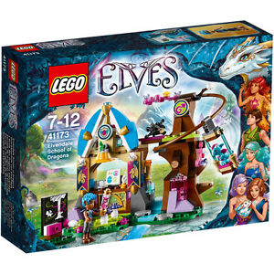 LEGO - ELVES - 41173 - ECOLE DES DRAGONS - NEUF ET SCELLE - NEW AND SEALED