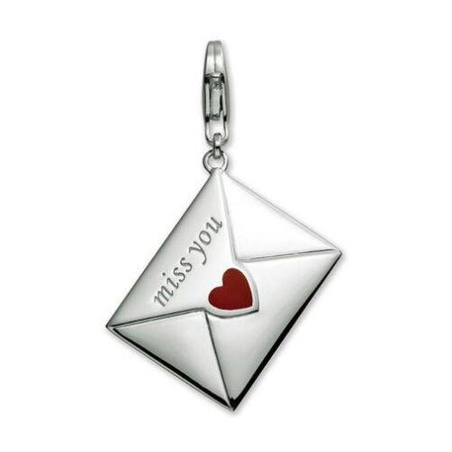 Esprit Charms einhänger Love Letter XL carta de amor 4425987