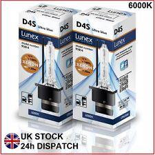2 x D4S Lunex ORIGINALE Xenon Lampadina 6000k compatibili con Xeneco 42402 XENARC 66440