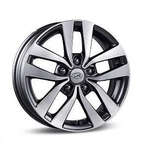 """Genuine Hyundai i30 2017 Onwards 16"""" Alloy Wheel Grey - 52910G4200PAC"""