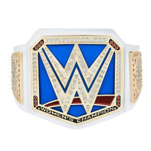 b9be8f593fa00 WWE Smackdown Women s Championship Toy Title  NEU  Gürtel Belt World ...