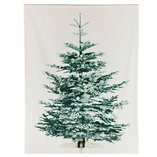 IKEA LIAMARIA Weihnachtsbaum Tannenbaum Wandbehang Vorhang Weihnachten Stoff OVP