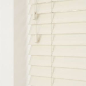 sunwood fauxwood venetian blinds mirage made to measure 35 50mm slats ebay. Black Bedroom Furniture Sets. Home Design Ideas