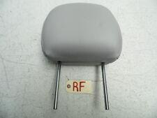 LEXUS RX350 10-12 RIGHT FRONT PASSENGER LEFT RIGHT HEADREST HEAD REST GRAY OEM