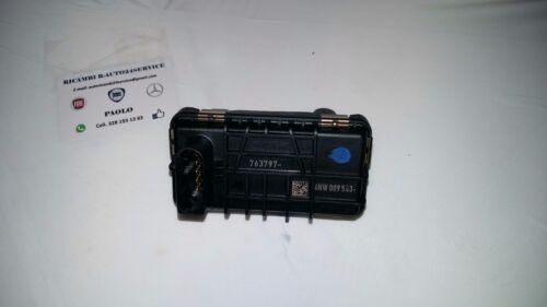 Actuator 6nw009543 Turbo Hella Mercedes Benz S C E R G Ml Gl 350 Cdi