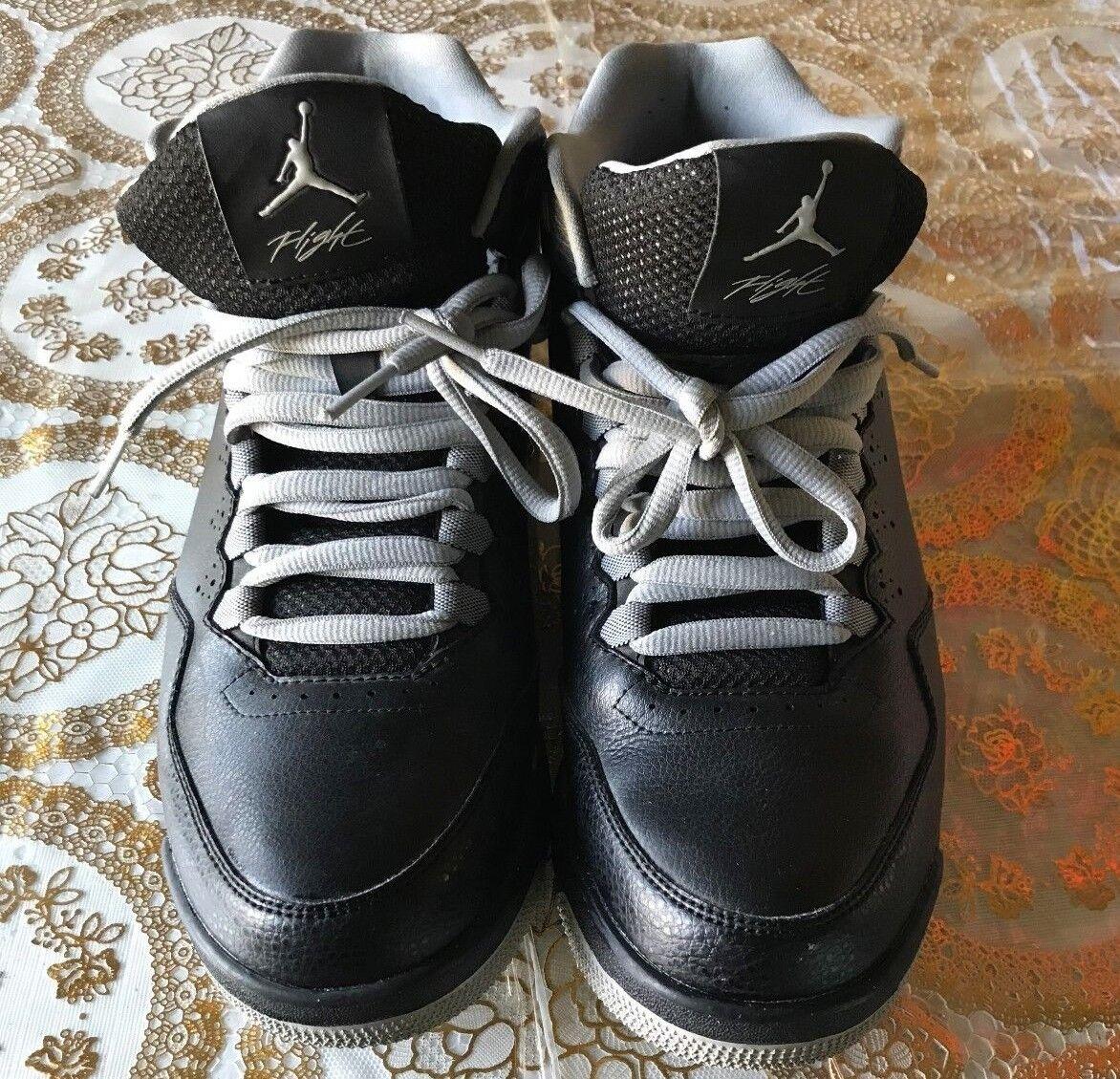 Männer - jordanien - flight origin 2 schwarz / weiß / grau größe 8,5 705155-005