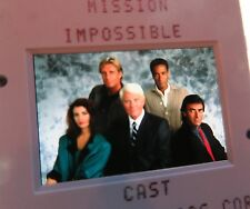 MISSION IMPOSSIBLE CAST PETER GRAVES Jim Phelps PHIL MORRIS  ORIGINAL SLIDE 3