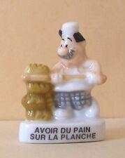 Fève Les Expressions du Boulanger - 2013 - Avoir du Pain sur la Planche