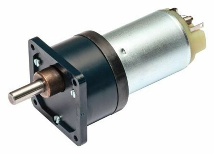 RS Pro, 24 V DC, 200 MNM, motor, cepillado DC motor, MNM, velocidad de salida orientados 80 Rpm d36ebf
