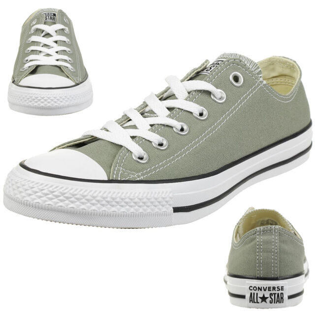 90085fce3e5faf Converse Chuck Taylor All Star Ox Men s Trainer Trainers Chucks Low ...