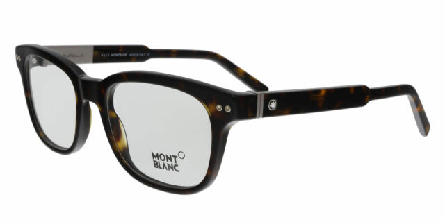 831959124da Buy Mont Blanc Mb0628 Havana Ruthenium Men Authentic Eyewear Frames ...