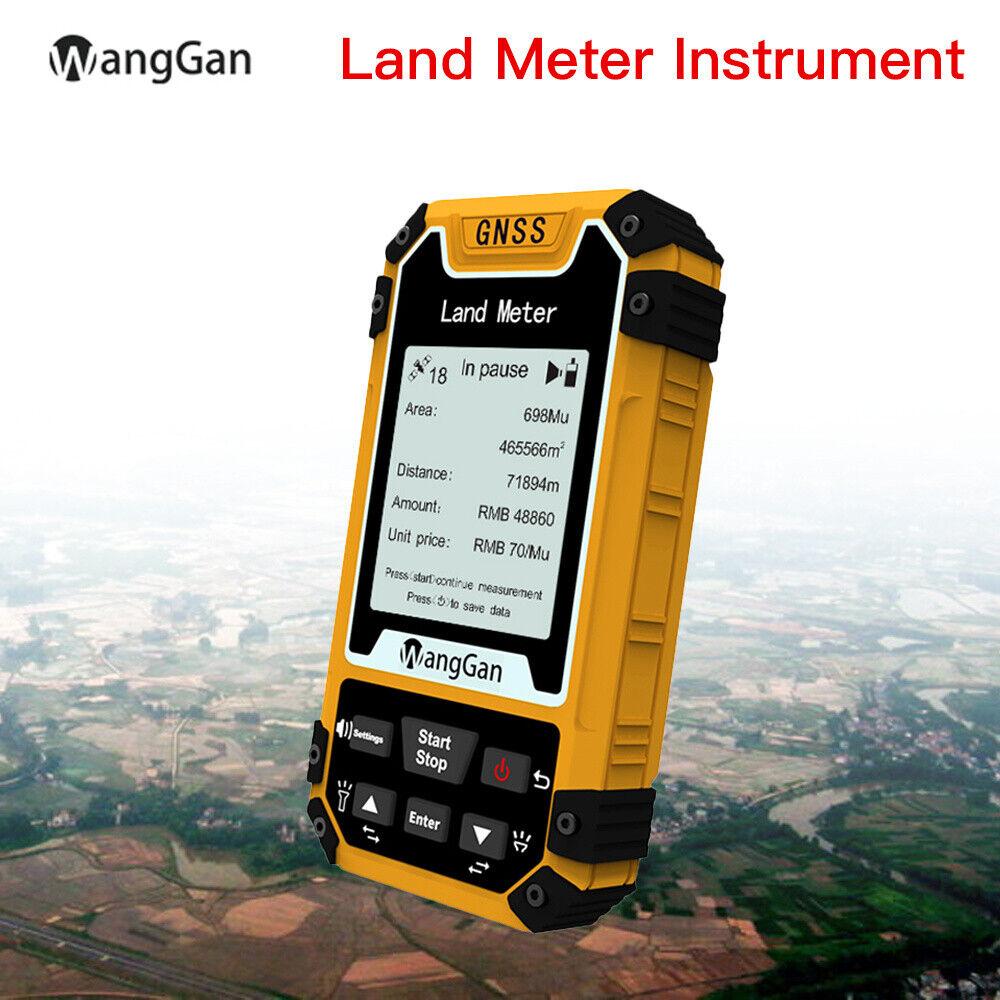 Portable WangGan GPS Land Measuring Meter Land Surveying Area Measurement Tool