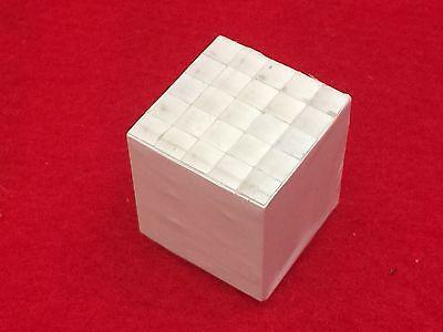 2pcs LYSO Scintillator Crystal for Gamma Radiation Scintillation Detector naitl