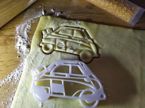 Nuevo similar a Isetta 300 keksausstecher cookie plätzchenform forma CORTAPASTA BMW