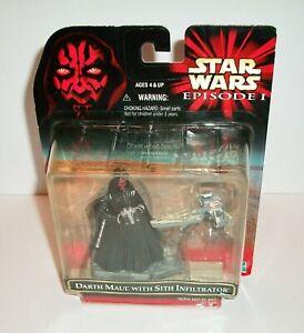 Star Wars Episode 1 Darth Mauls Sith InfiltratorToy
