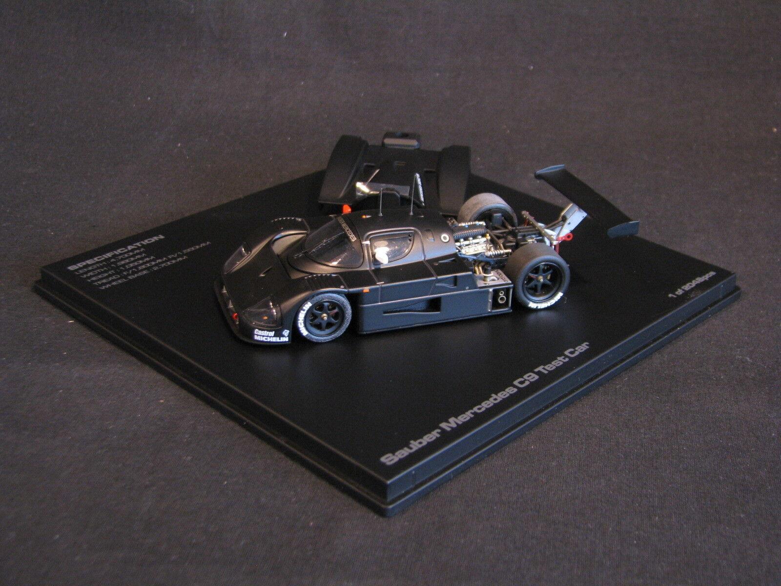 HPI Sauber Mercedes C9 1989 1 43 Test Car (JS)
