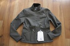 Spyder Womens Fresh Air Softshell Jacket NWT Size XS $139 Osetra Green