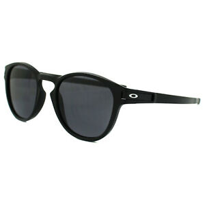 e9ab4f8d1ed7 Image is loading Oakley-Sunglasses-Latch-OO9265-01-Matt-Black-Grey