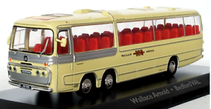 DIE-CAST-ATLAS-COLLECTIONS-Bus-Coaches-Wallace-Arnold-Bedford-VAL-1-72-102