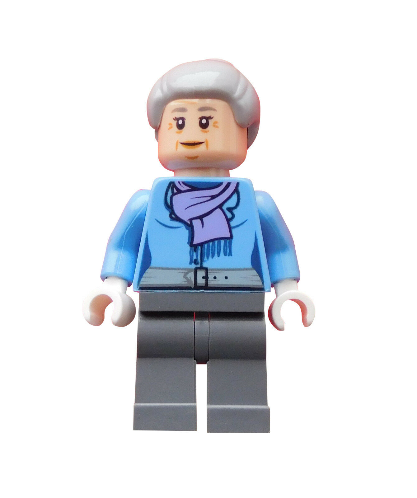 LEGO ® Marvel Figurine minifig Super heroes Aunt May Tante May SH272 NEUF 76057