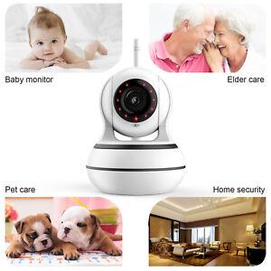WiFi-Wireless-Home-Security-Camera-HD-960P-Pan-Tilt-Night-Vision-Audio-IP-Webcam