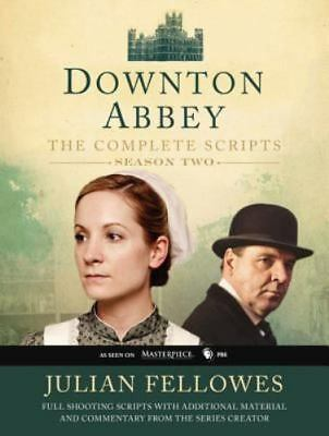 Downton abbey script book season 1 julian fellowes