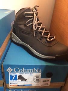 87e9a8f4384 $89.99 Columbia Women's Newton Ridge Plus Waterproof Hiking Boot ...