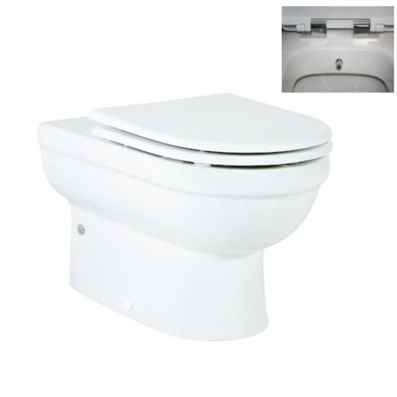 Prime Valeria Back To Wall All In One Combined Bidet Toilet With Ibusinesslaw Wood Chair Design Ideas Ibusinesslaworg