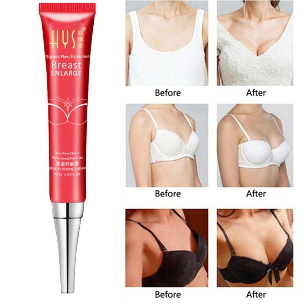MOST EFFECTIVE Breast Enlargement Herbal Cream Enhancement Herb Pueraria Mirific 1
