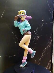 28 cm Anime Dragon Ball Z sexy BULMA PVC Figure Collectible Toys sans boîte