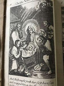 Christ-s-Nativity-Religious-Print-From-1713-Luke-2