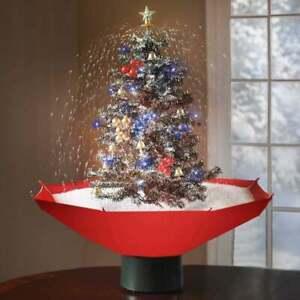 Albero-di-Natale-Innevato-con-Musica-e-Luci-LED-Decorazione-Natalizia-con-Neve