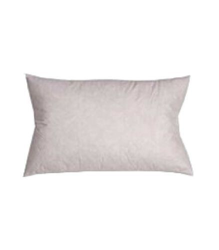 14 x 18 235TC Cotton-Rectangle Pillow Insert filled with Feathers and Down
