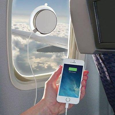 Window Solar Charger 10000mah Universal Portable  External Battery Power Bank