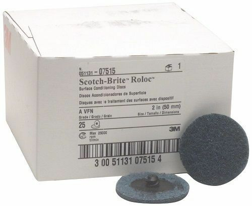 Scotch-Brite Roloc Surface Conditioning Disc