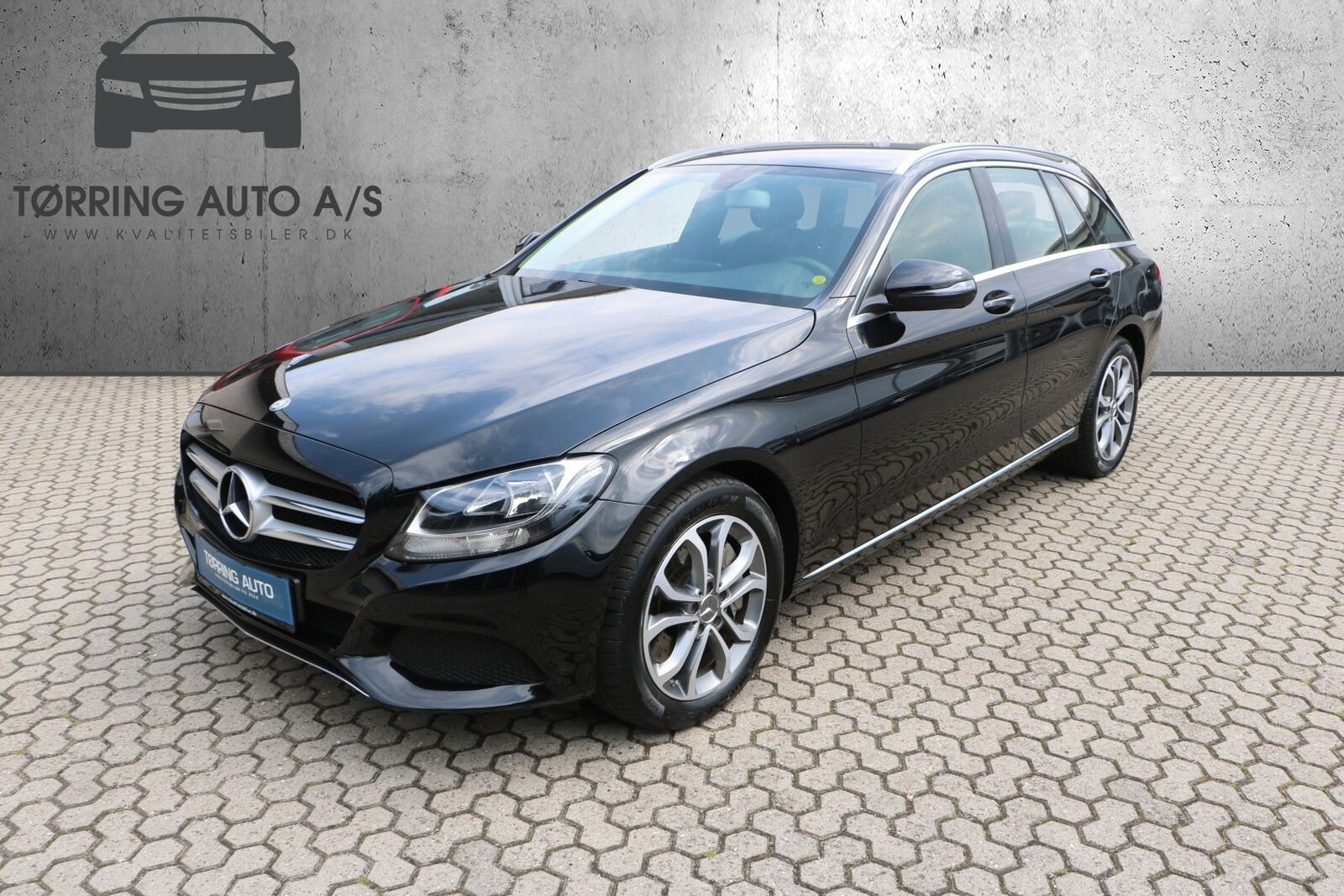 Mercedes C350 e 2,0 stc. aut. 5d