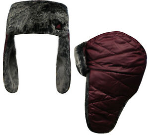 cheap for discount 09e4a f49c6 Details about Adidas Accessories Womens Hat Ushanka Climacool Warm Winter  Ski M66598 UW
