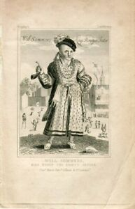 Will-Sommers-King-Henry-The-Eight-039-s-Jester-Edited-By-Thomas-Hurst