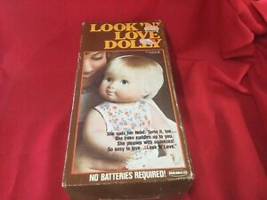 1978 NEW IN BOX!! LOOK /'N/' LOVE DOLLY BY REMCO