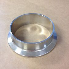 25 Tri Clamp Sanitary Weld Ferrule Long T316 Stainless Steel New