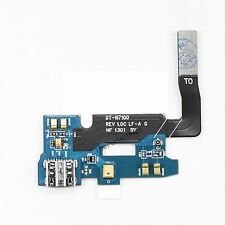 USB Connector Charging Port Dock Flex Cable for Samsung Galaxy Note 2 II N7100