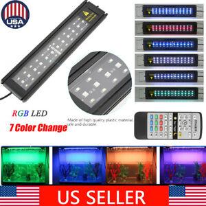RGB-Remote-Control-72-LED-Aquarium-Light-Fish-Tank-Light-Plant-Grow-Lamp-7Colors