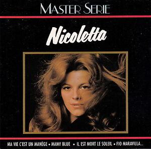 Nicoletta-CD-Master-Serie-France-M-VG