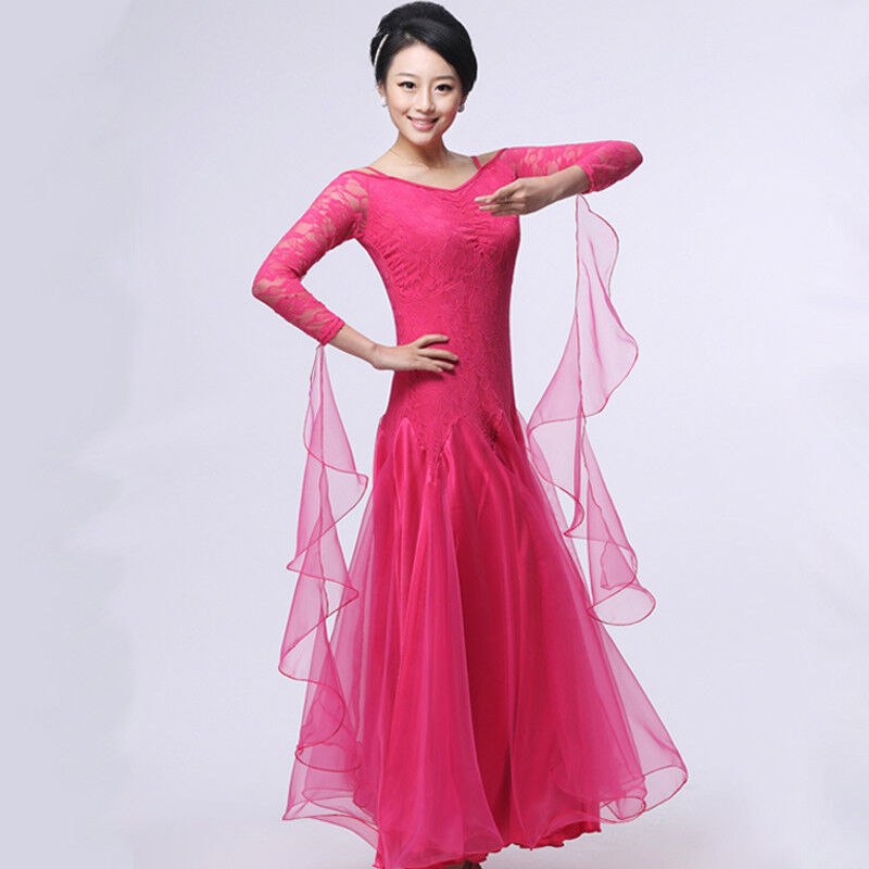 NEU Latino salsa Kleid TanzKleid Standard LatinaKleid Latein Turnierkleid NN006