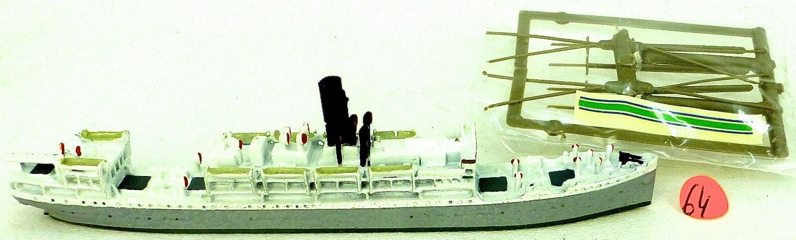 tienda de bajo costo Prof. Woermann m412 barco modelo 1 1250    64 Å   comprar nuevo barato